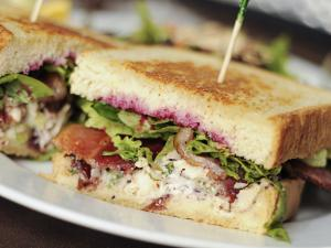 Beachcomber Cranberry Chicken Salad Sandwich