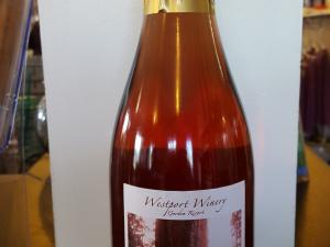 Westport Winery Releases First Sparkling Rose of Pinot Noir