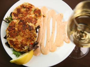 We've Got Crab Cakes!