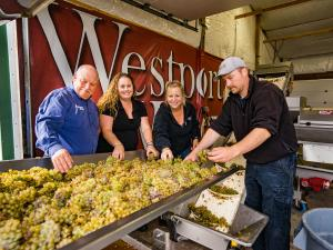 Westport Winery Selects Oregon Charities