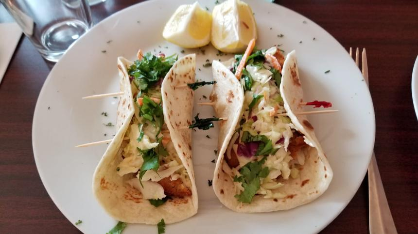 Fish Tacos Are Back