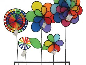 Spinner Assortment at Seaside Kites