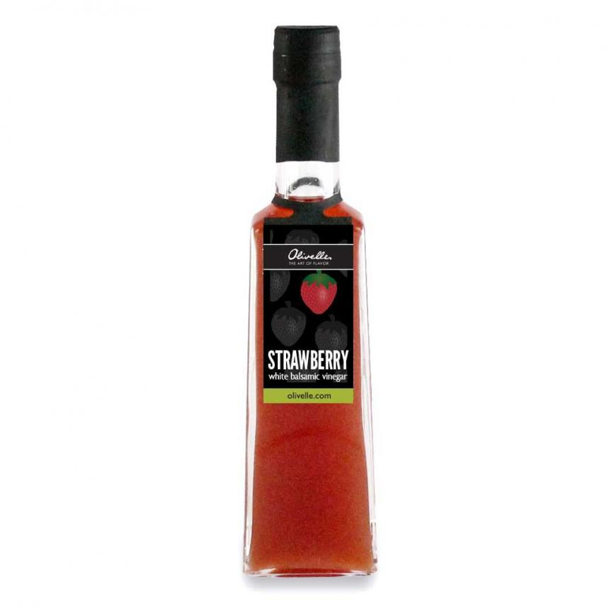 Barrel Aged Strawberry Balsamic Vinegar